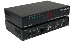 UADI-SUPER-RX UADI Super Receiver Breaks Through Conventional Distance Limitations of Video Signal Transmission over CAT5, boosting pro-A/V Component Signals to 1,799 Feet