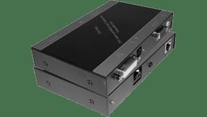 DAD-RXPRO DVI Audio RS-232 CAT6 STP Receiver