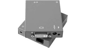 DVIEXT-2-RX-PS DVI-D CAT6 STP Receiver