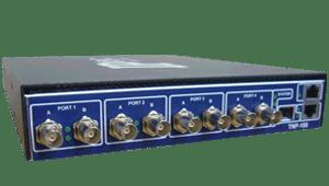 TNP-100 Telemetry Data over IP Ethernet Networks