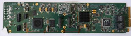 MVN-EN460 Dual-channel MPEG-4 AVC H.264 HD SD Broadcast Video Encoder