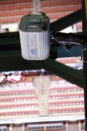 In-net GoalView GoalCam 60GHz Wireless HD-SDI Goal Verification System