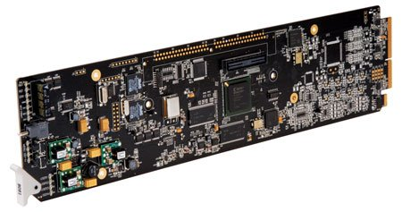 FRS-5100 - HD/SD-SDI Video Timecode Insertion/Conversion Frame Sync openGear® Card