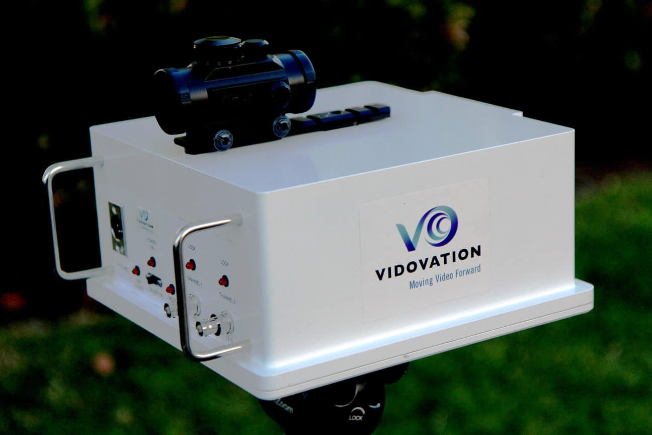 VidOlink 60G Single & Dual Channel 60GHz Wireless Uncompressed HD-SDI Video Link up to 300 meters