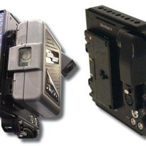 VidOptic Camera-Back Fiber Optic SDI Transceiver