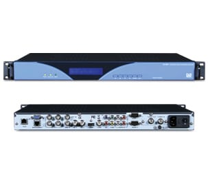 VRD-2100 MPEG-2/4AVC SD/HD DVB IP Integrated Receiver Decoder IRD Stand Alone