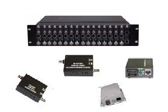 URC-1600 16 Slots Universal Rack Mount Chassis for HD/SDI Video and Ethernet Media Converter