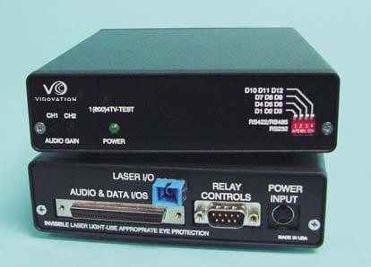 FDT-2500 12 Bi-directional Data, 2 Bi-directional Audio & 8 Tally