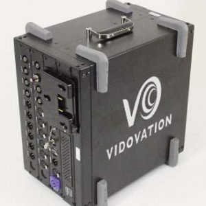 VidOptic Remote Box VidOptic Remote Fiber Optic Transport Box HD, Composite, Audio, Ethernet, DataPL, IFB, Bi-Directional & Battery Operated