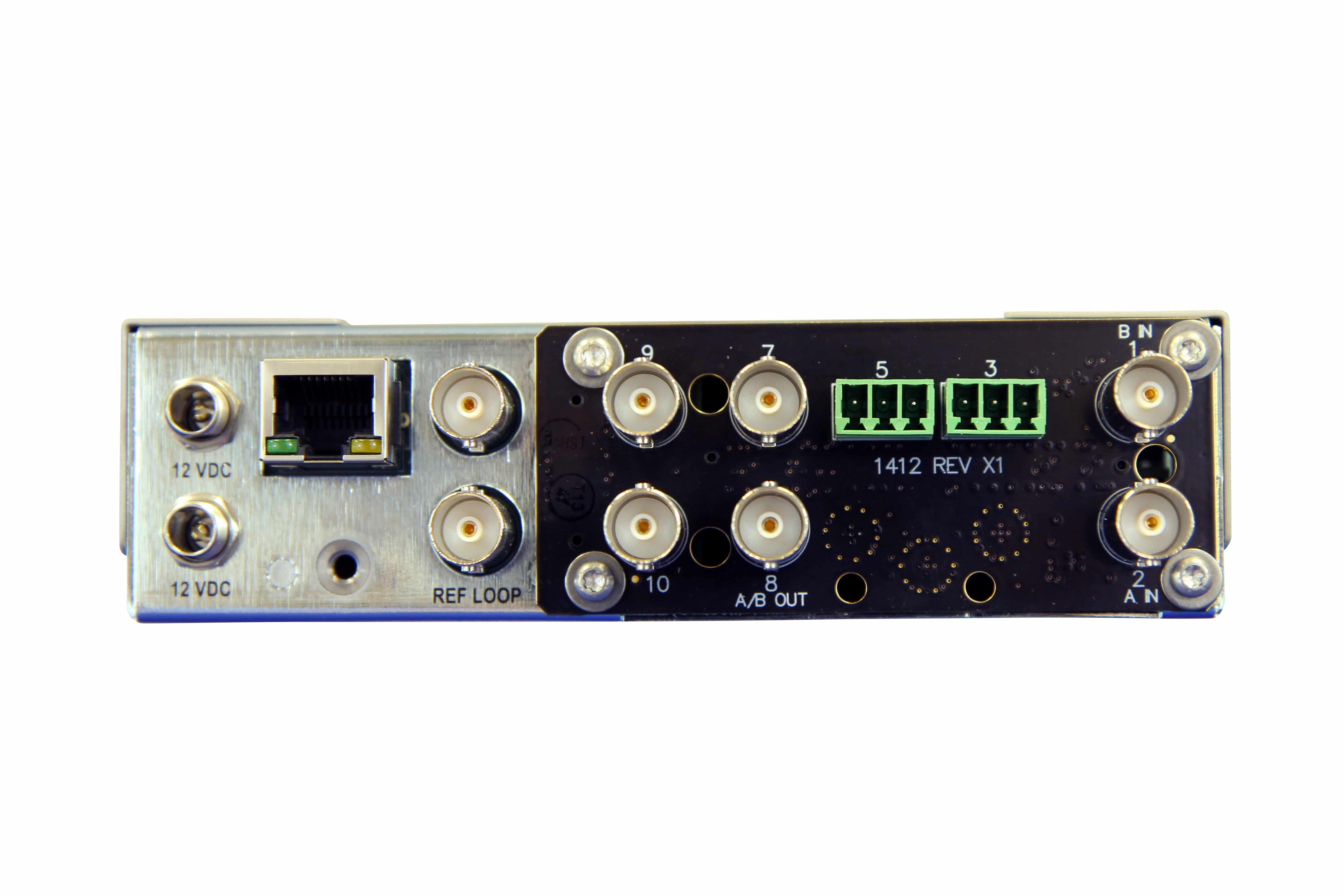 PKA-2210 Automatic Changeover Protection Switch with FrameSync - Standalone