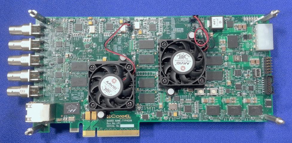 Stagebox Camera-Back IP SDI Transceiver
