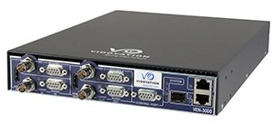 VNP-100 Encoder Transcoder & Decoder with Enhanced FEC Standalone Chassis MPEG-2 H.264 AVC-I 50-100 & Uncompressed, ASI Output