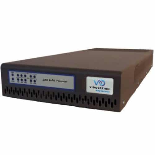 VAT-2000 Adaptive Bit Rate Transcoder