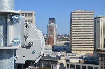VidOwave 60G 750meter 60GHz Wireless Gigabit Ethernet Link with Full Duplex support at 1.25Gbps