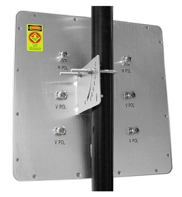 VidOlink Reacher 3000 feet Zero Latency Wireless HD SDI HDMI Link with High Gain Receiver Antenna Kit