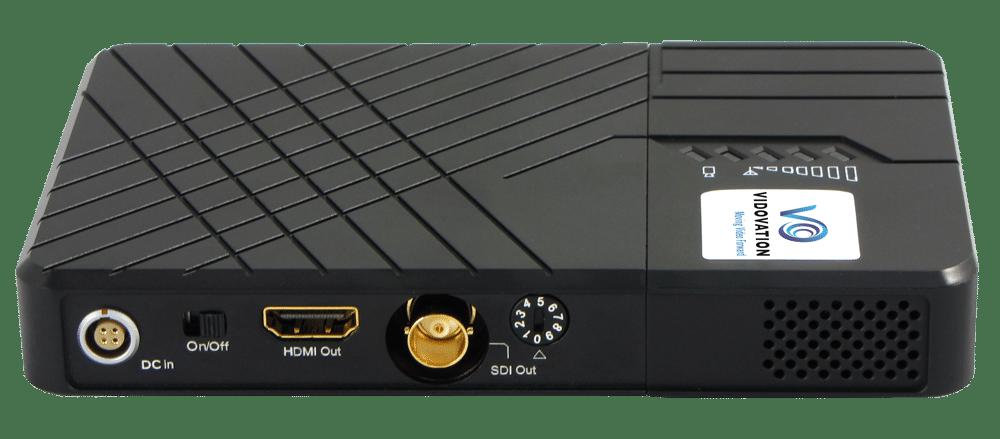VidOlink Reacher 400 feet Zero Latency HD SDI HDMI Wireless Link
