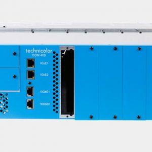 DirecTV COM3000 Satellite for Enterprise IPTV Live TV & VOD to Desktop TVs STB & Mobile Devices