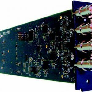 FVT/FVR-5100-A-D-DVI DVI VGA RGBHV Stereo Audio S/PDIF RS-232 Keyboard and Mouse Fiber Optic Link openGear