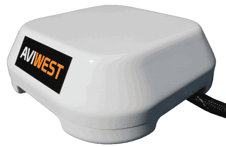AVIWEST DMNG PRO180 3G/4G Bonded Cellular Video Transmission System 8 Internal Modems with ASI Output