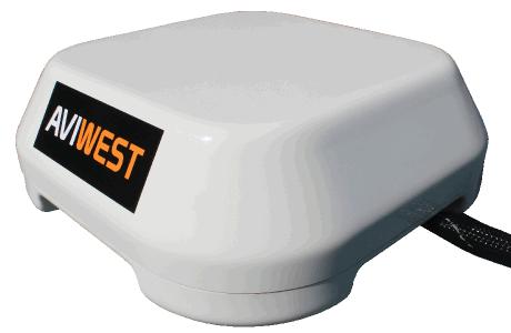 AVIWEST DMNG RACK180 3G/4G Bonded Cellular Video Transmission System Rack Version with ASI Output