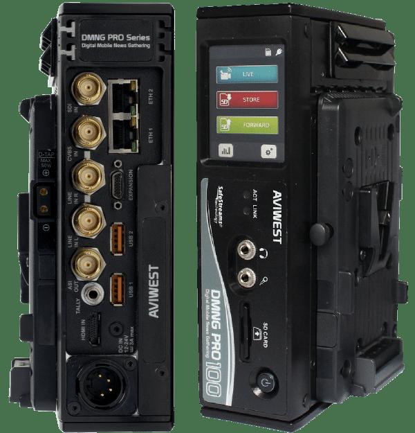AVIWEST DMNG PRO180 Bonded Cellular Live Streaming Link