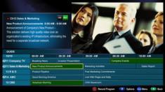 Corporate IPTV