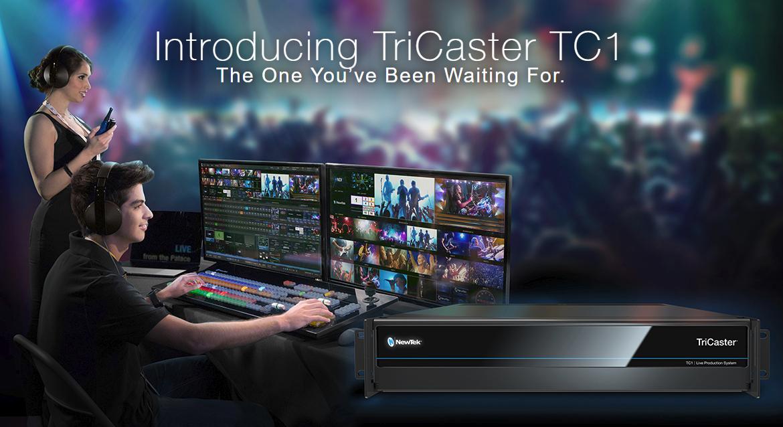 TriCast TC1