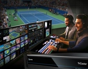 Wireless & Cellular Bundle with NewTek TriCaster TC1 for Remote Sports Production – VidOvation Blog