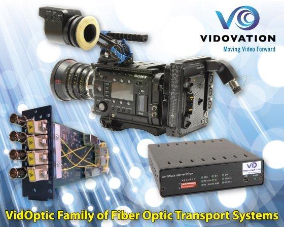 fiber optic link