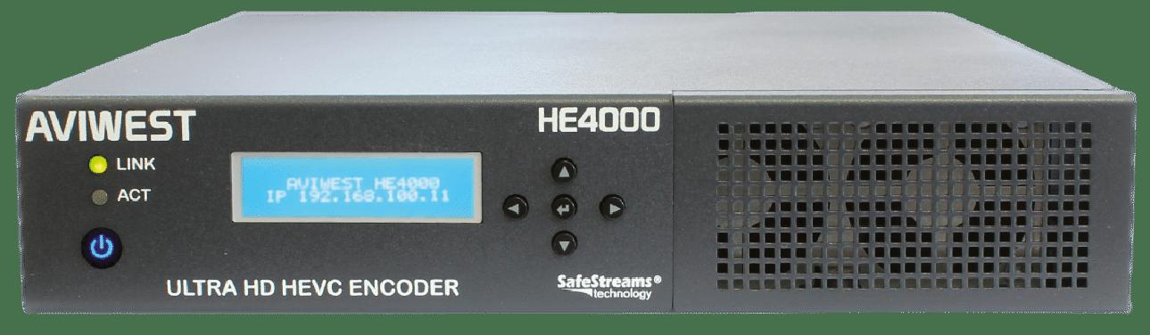 HEVC 4K Encoder
