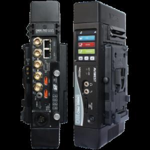 AVIWEST PRO180-RA 3G/4G Bonded Cellular Video Transmission System 8 Internal Modems with ASI Output
