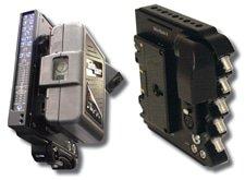 Camera Back Fiber Optic Links