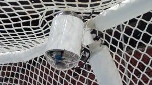 VidOvation 60GHz GoalView In-net Goal Cam built for NHL