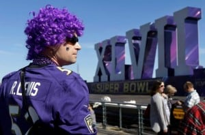 Super Bowl XLVII Power Outage