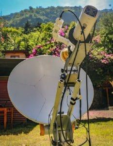 Portable Satellite Terminal