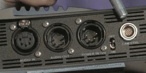Bidirectional Analog Stereo Audio,