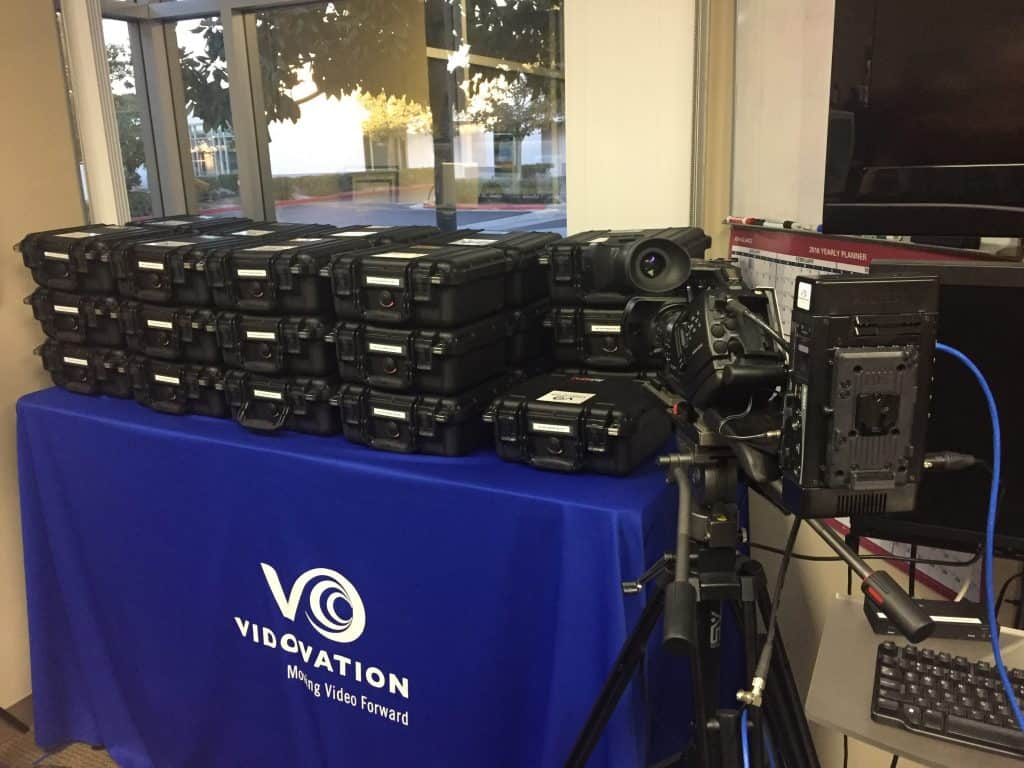 30 Bonded Cellular Systems Ready to Deploy to 6 Cities