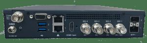 Stream 12G/3G SDI over the Public Internet
