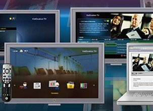 DIRECTV Headend System | In-house IPTV | Sports Venue IPTV | Studio & Broadcast IPTV