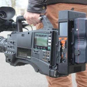 Camera Mount & Back Pack - Bonded Cellular & IP