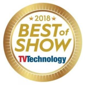 Best of Show NAB 2018
