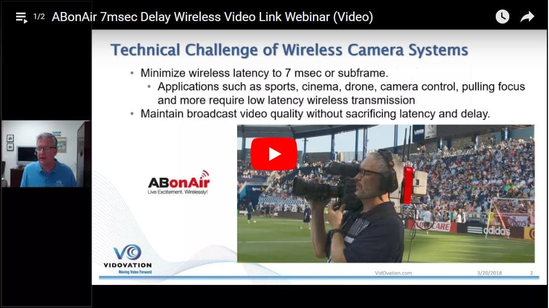 Achieve 10 Gbps Wireless Data Rates for 4K Video with Unlicensed 60GHz Spectrum