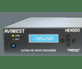 Rack-mount HEVC/H.264 Encoders - Cellular & Public Internet