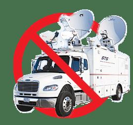 Eliminate Satellite Costs
