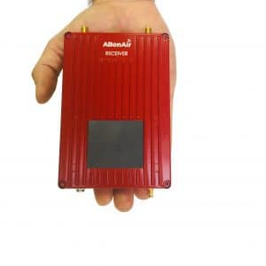 Broadcast Quality Wireless Video Transmitter & Receiver Link, Robust +2500 ft Range, Compact, Low Cost – AB405