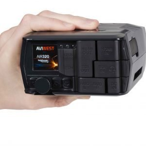 Ultra Portable HEVC/H.264 Field Encoders