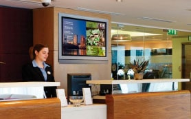 Hospitality IPTV with Property Management systems (PMS) integration