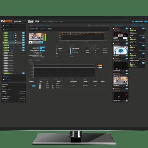 StreamHub Receiver, Decoder, Transceiver & Transmitter - Cloud Manager