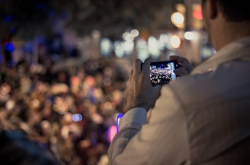 Mobile & Citizen Journalism – Break the Story First
