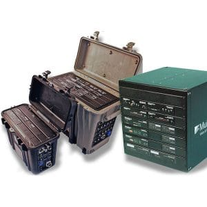 Field Remote Fiber Transport